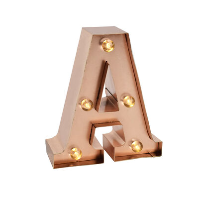 Mini Decorative Letter Light