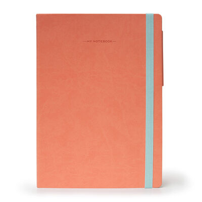 My Notebook - Large Plain