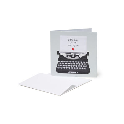 Greeting Cards - Macchina da Scrivere