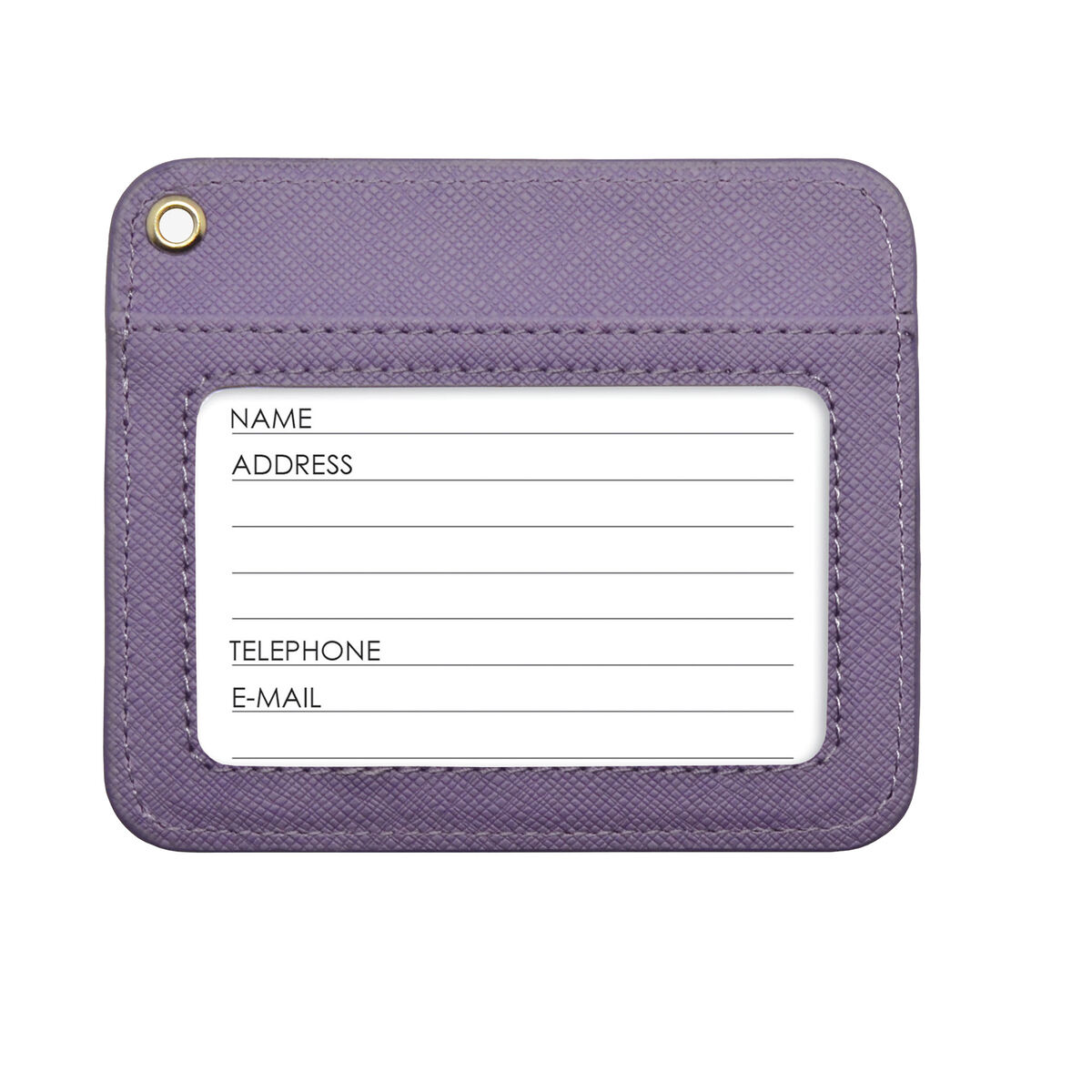 PORTA BADGE - LILAC, , zoom