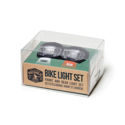 Set di Due Luci Led per Bici