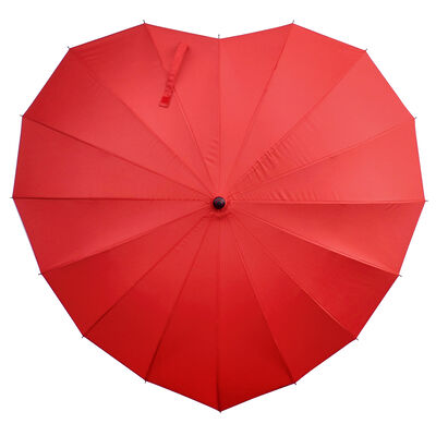 I Love You - Heart-Shaped Umbrella