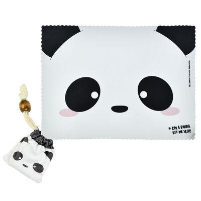 Sos Look at Me - Panno Pulizia Lenti e Schermi - Panda
