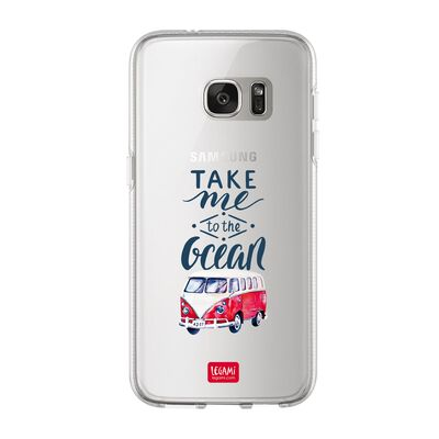 Clear Cover Samsung S7