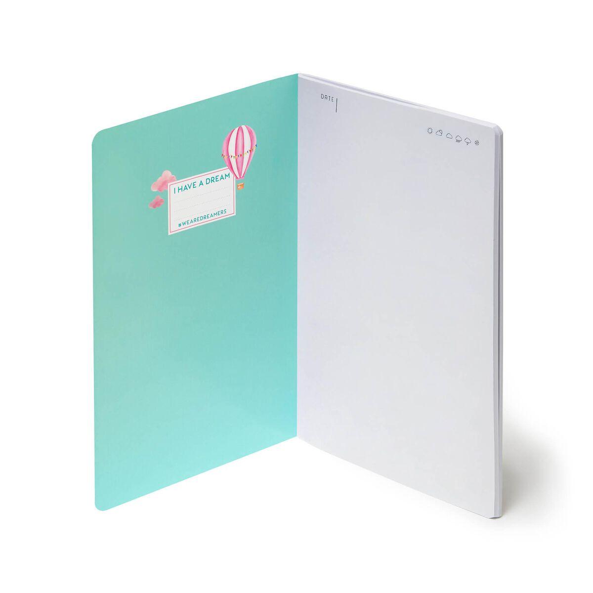 Plain Notebook - A5 Sheet - Medium, , zoo
