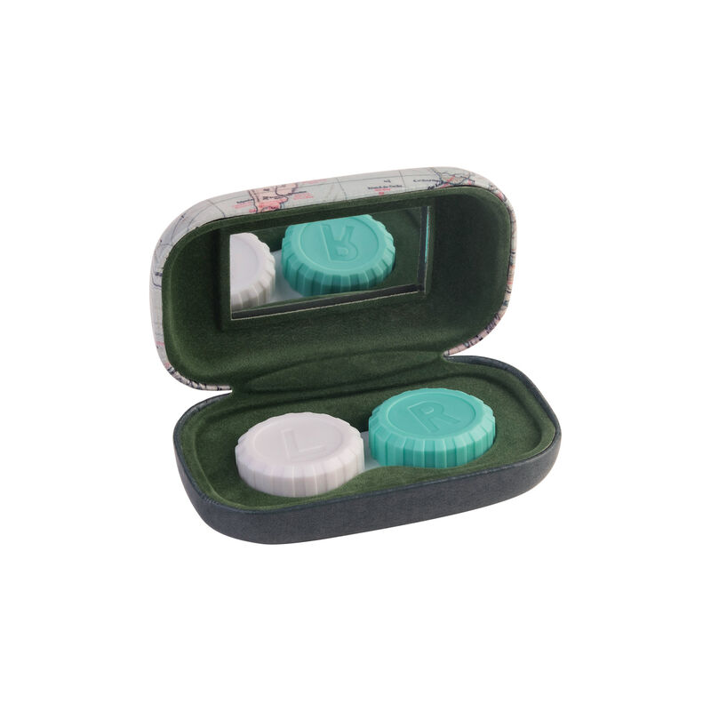 Keep In Contact - Contact Lens Case With Mirrors, , zoom