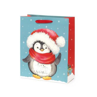 Sacchetto regalo natalizio - Large