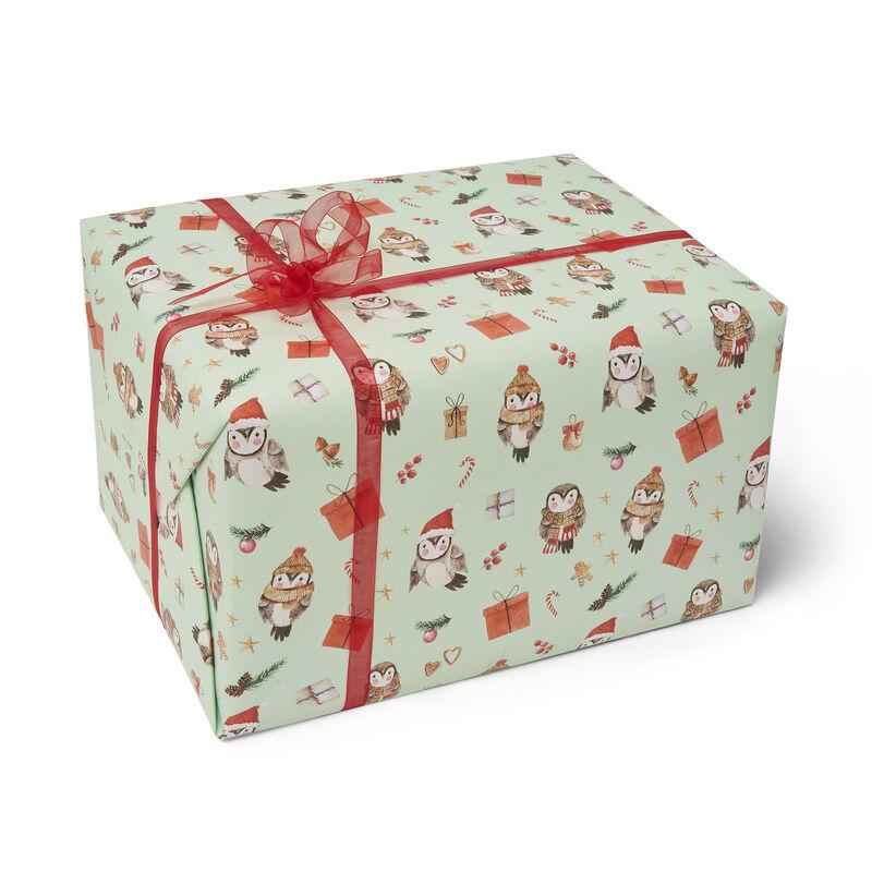 Carta regalo natalizia, , zoo