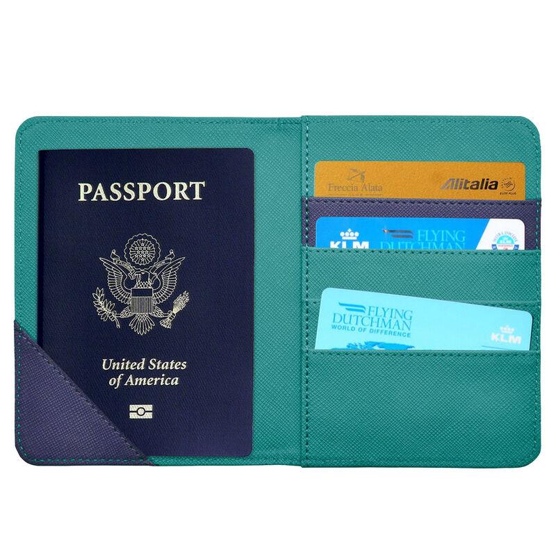 Passport Holder - Rfid Blocking, , zoo