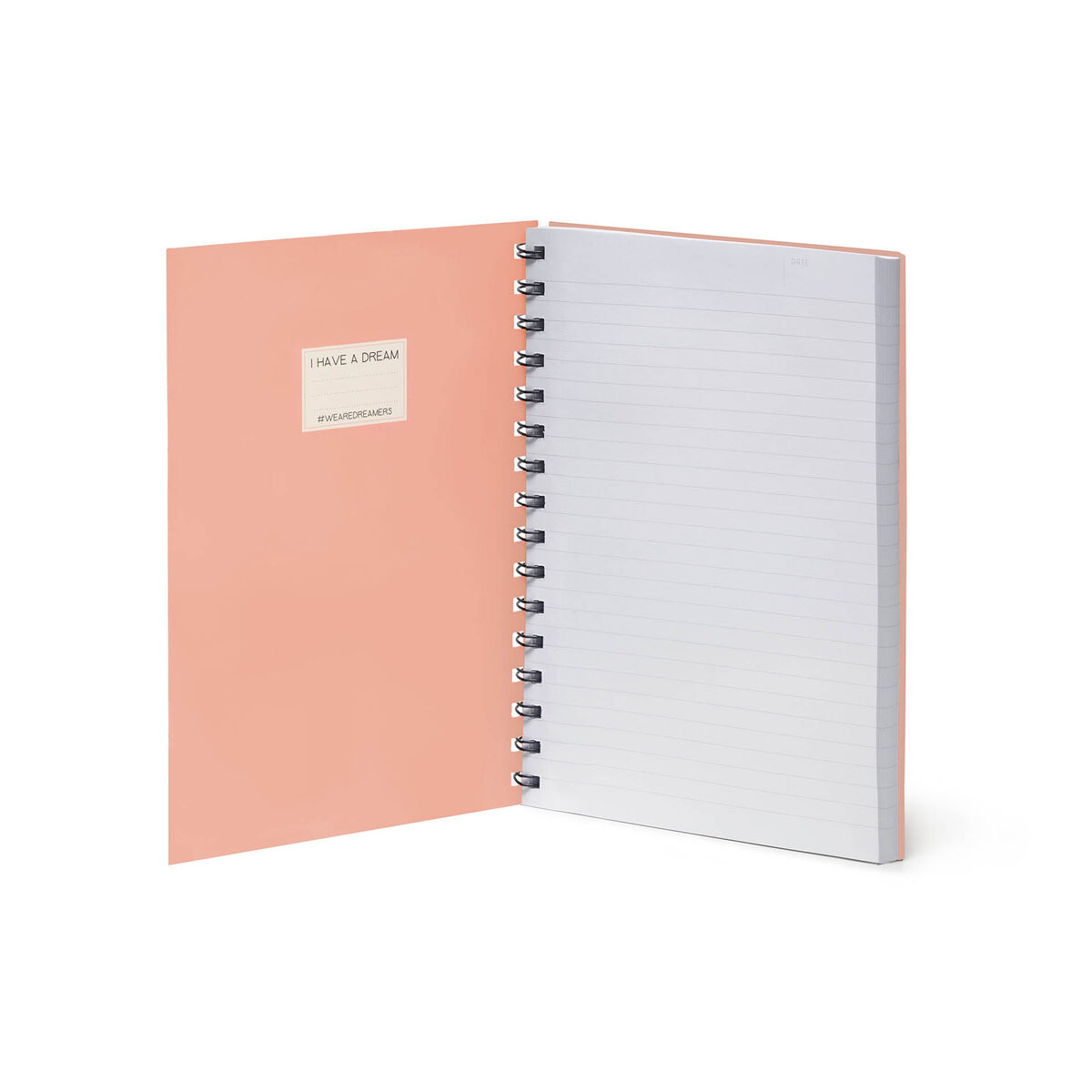 Quaderno a Righe - Foglio A5 - Con Spirale, , zoo