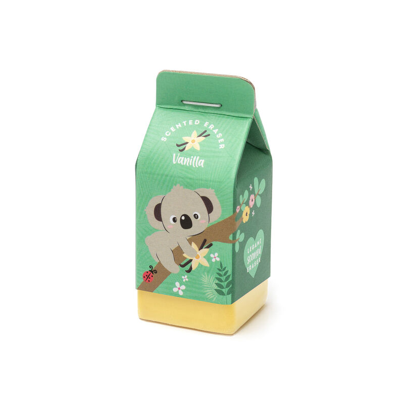Yummy Yummy - Set of 3 Scented Erasers, , zoo