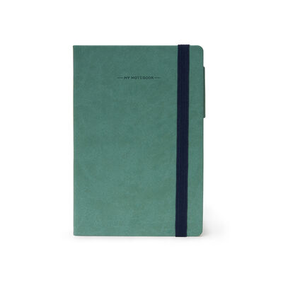 Medium Notebook - Lined Paper