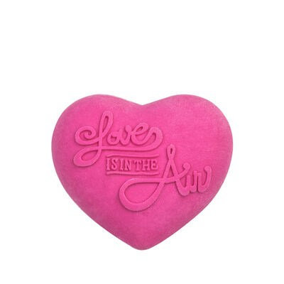 LOVE IS IN THE AIR - HEART ERASER