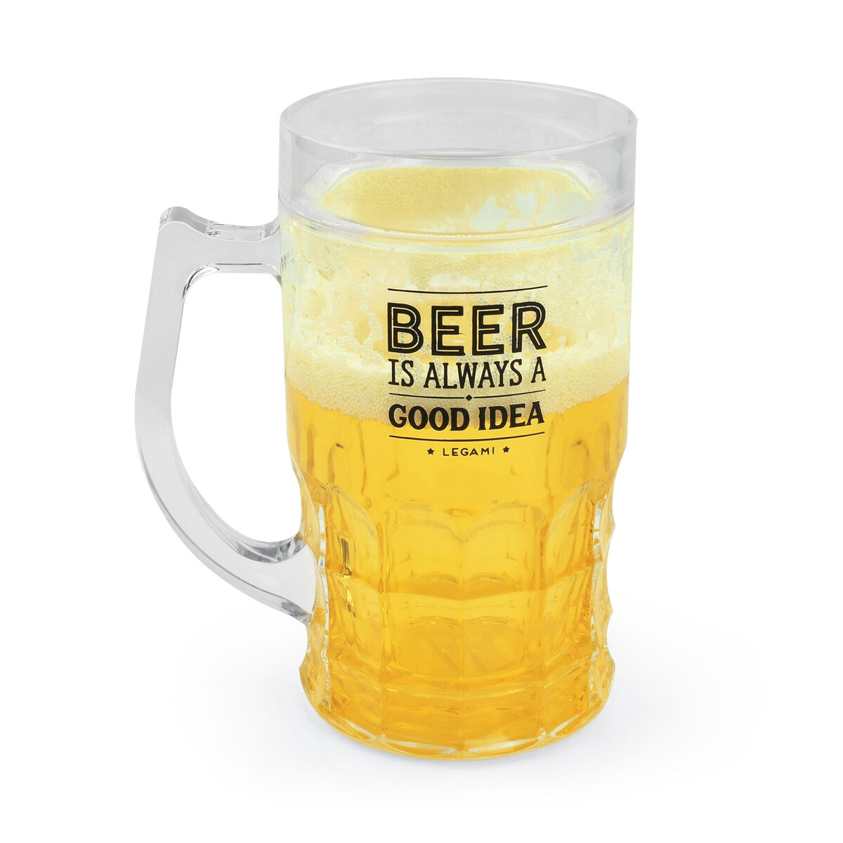 Cooling Beer Mug, , zoo