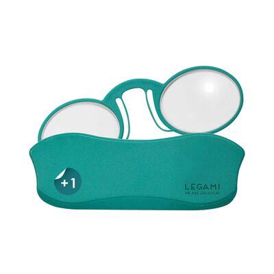 Mini Reading Glasses Pince-Nez - Reading Glasses, +1 Dioptre