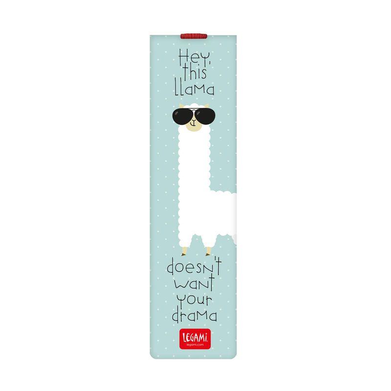 Aphorism Bookmark With Elastic Band, , zoo