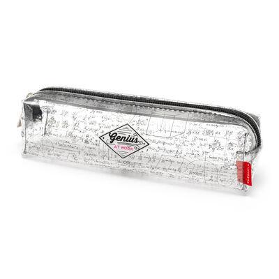 Pencil Case - Astuccio Trasparente