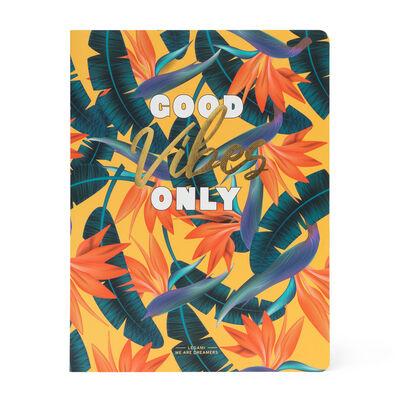Quaderno a righe - Large - Foglio B5