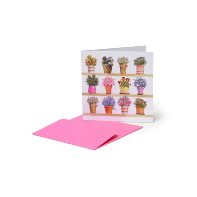 Greeting Cards - Vasi di Fiori