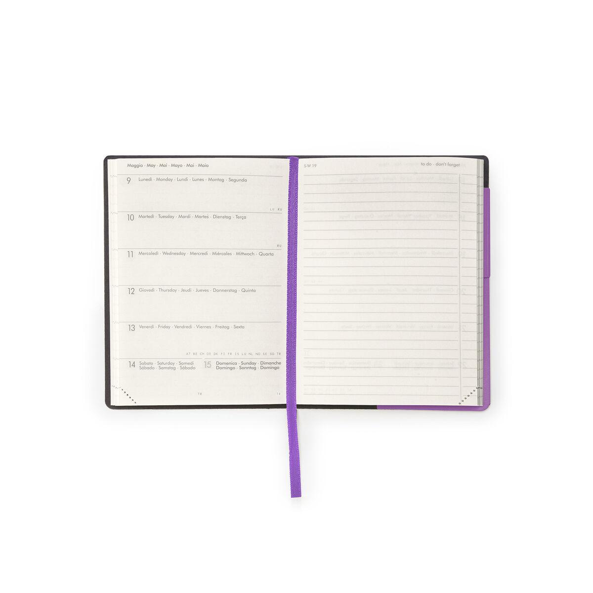 Agenda 18 Mesi Settimanale - Small - Con Notebook - 2021/2022, , zoo