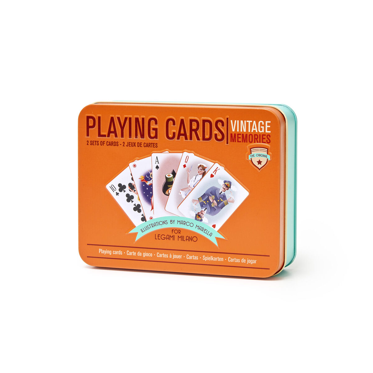Playing Cards, , zoo