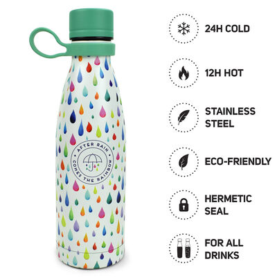 Hot&Cold - 500 Ml Vacuum Bottle