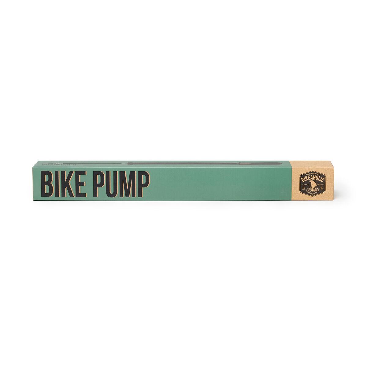 Bike Pump - Black Bicycle Pump, , zoom