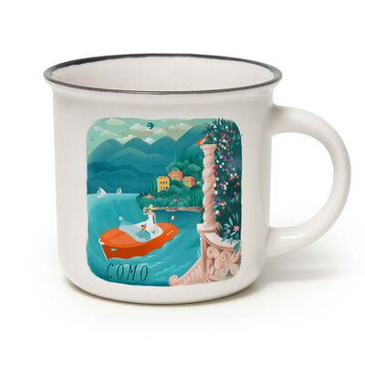 Cup-Puccino - Porcelain Mugs