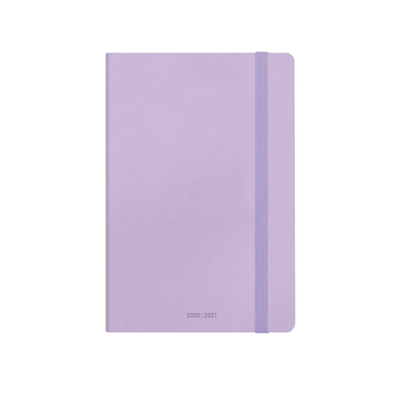 18-Month Weekly Diary - Medium With Notebook - 2020/2021, , zoo