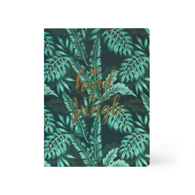 Lined Notebook - Large - Sheet B5