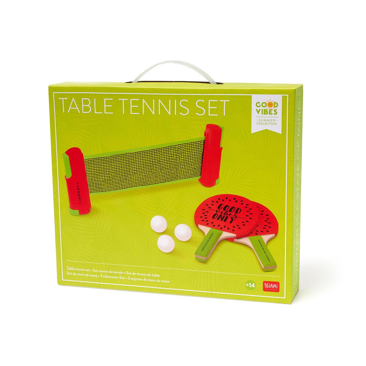 Set da Tennis da Tavolo, , zoo