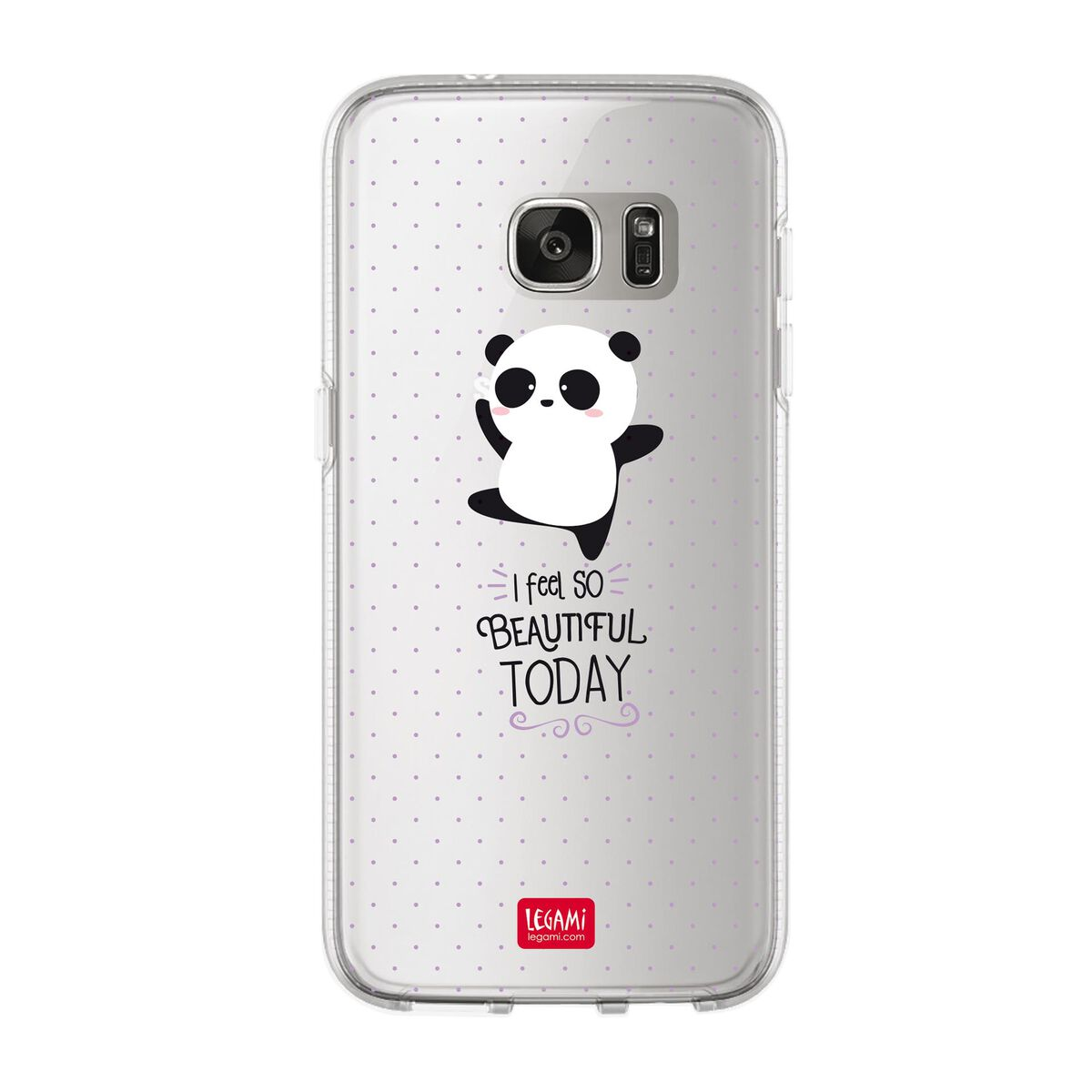 Clear Cover Samsung S7, , zoo