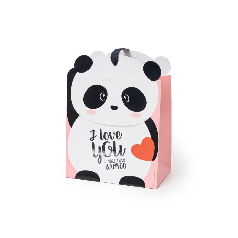 Medium Gift Bag, , zoo