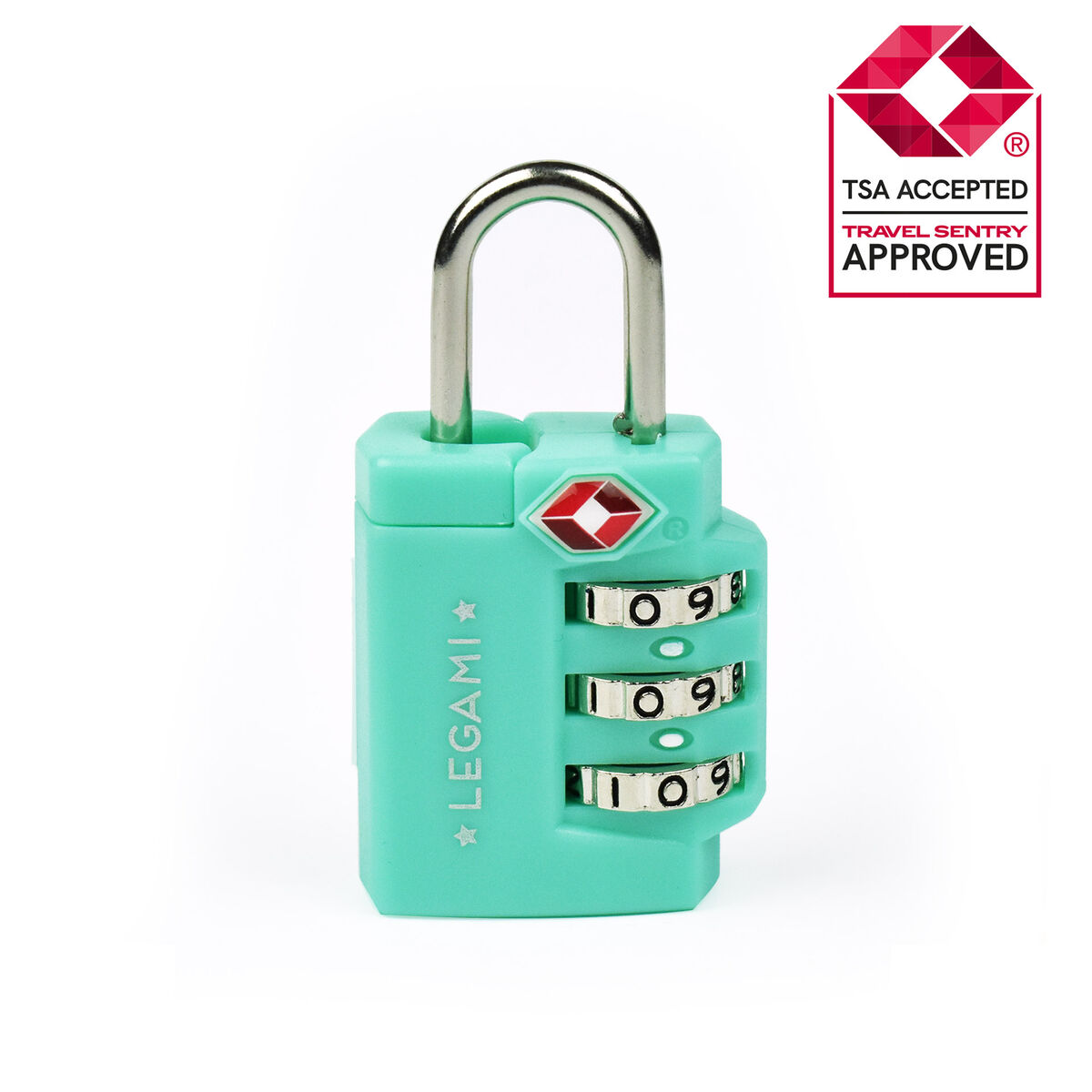 Tsa Luggage Padlock, , zoom