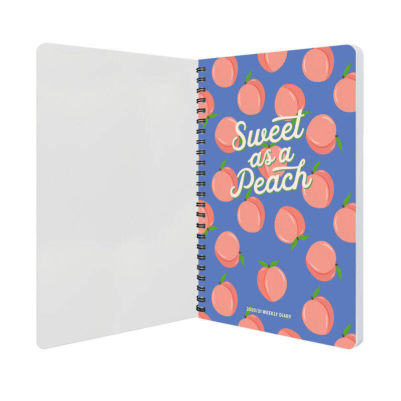 16-Month Weekly Diary - Large Spiral Bound - 2020/2021, , zoo