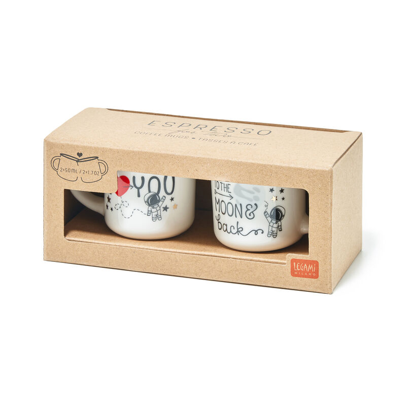 Espresso For Two - Tazzine da Caffè, , zoo