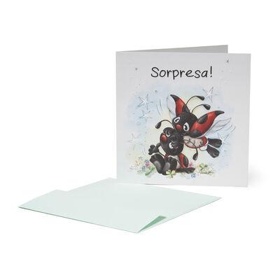 Greeting Cards - Sorpresa