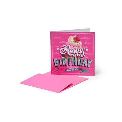 Greeting Cards - Cupcake