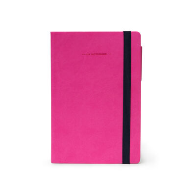 Medium Notebook - Plain Paper