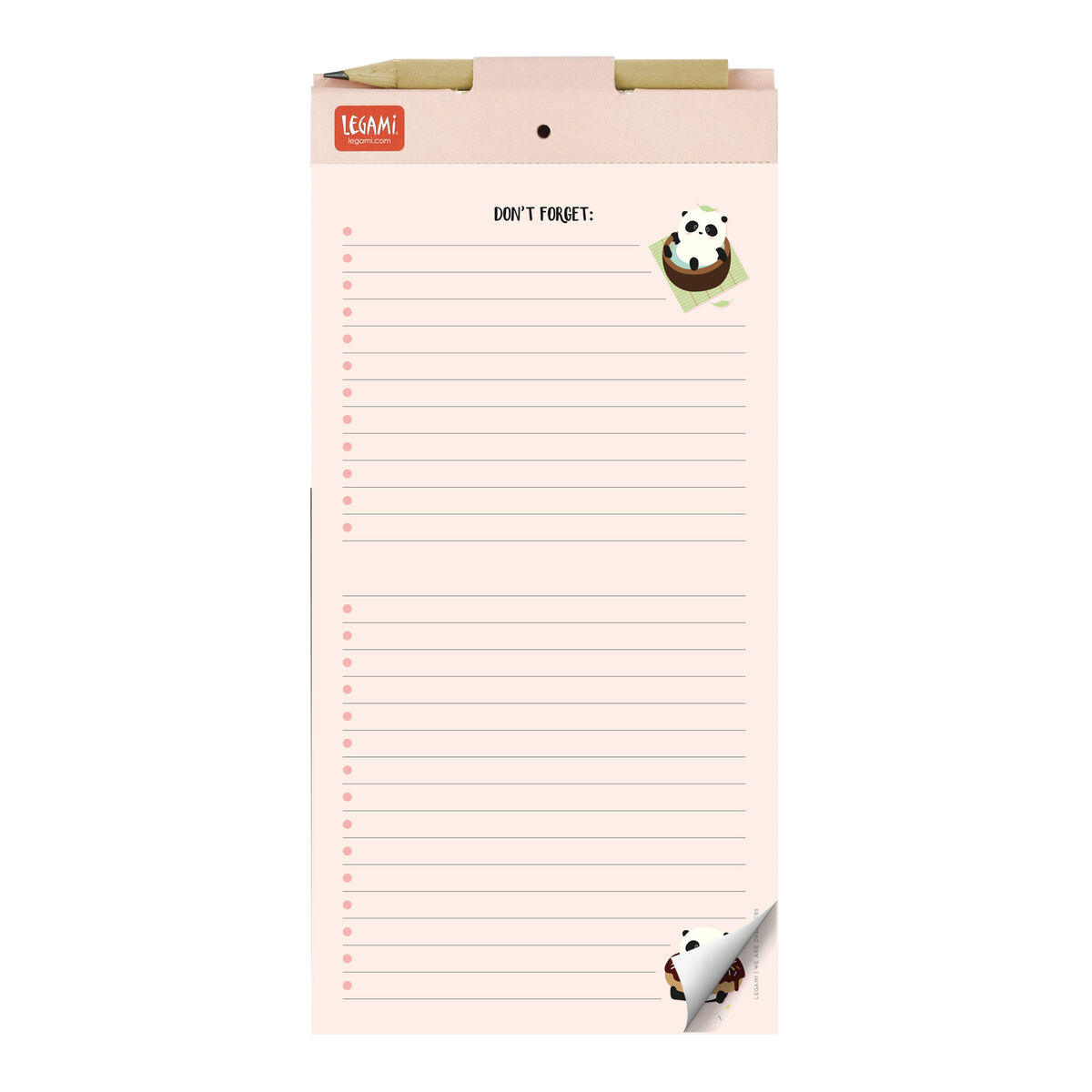 Don'T Forget - Magnetic Notepad, , zoom