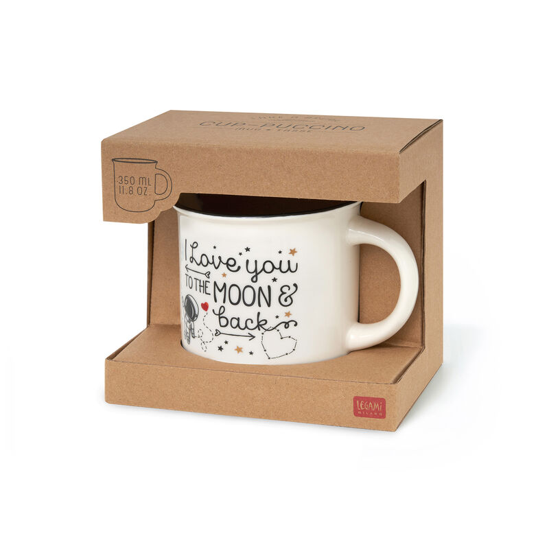 Take a break - Cup-Puccino - Porcelain Mug, , zoo