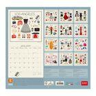 Wall Calendar 2022 - 30 X 29 Cm, , zoo
