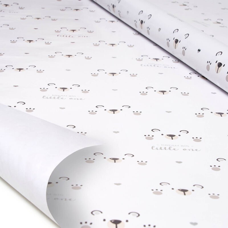 Wrapping Paper, , zoo