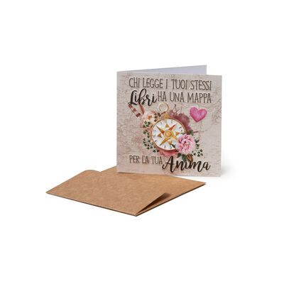 Greeting Cards - Bussola