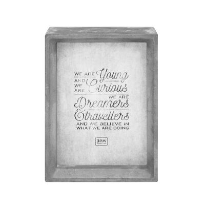Urban Lab - Photo Frame 103X153 Mm