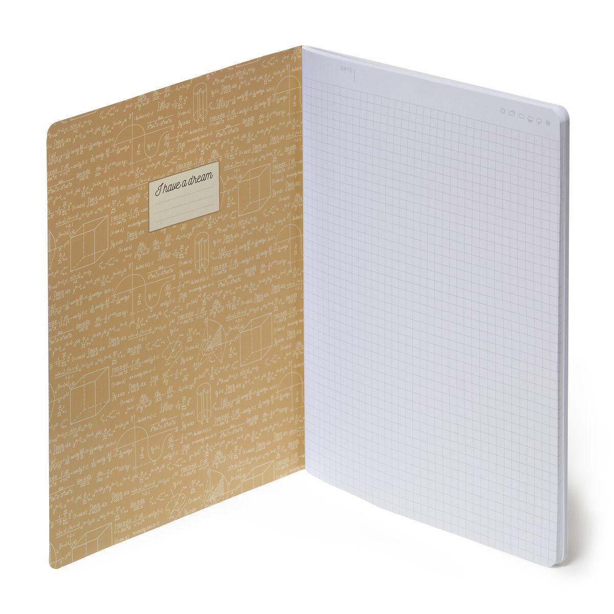 Quaderno a Quadretti - Foglio B5, , zoo