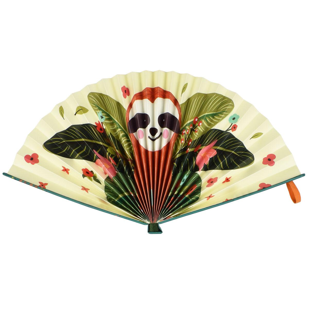 Fiesta&Siesta - Folding Paper Fan, , zoom