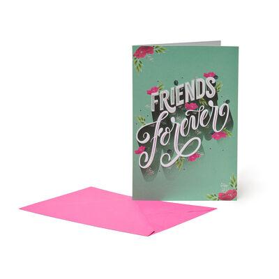 Biglietto d'Auguri - Friends Forever