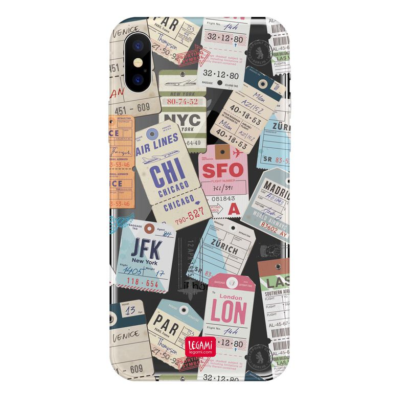 Clear Cover Iphone X, , zoo