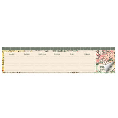 Desk Planner da Scrivania - Blocco da Tavolo